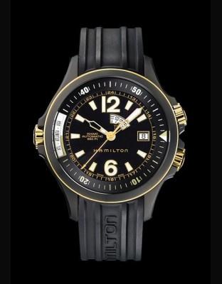 Khaki Navy GMT