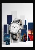 Classima Executives XL Chronographe Double Fuseau