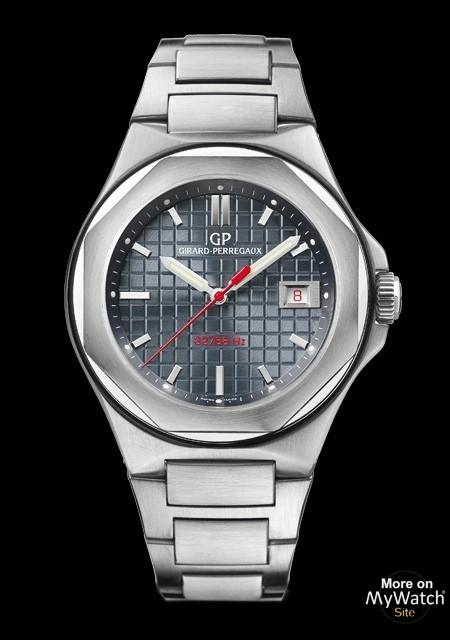 Laureato GP Quartz 40th Anniversary