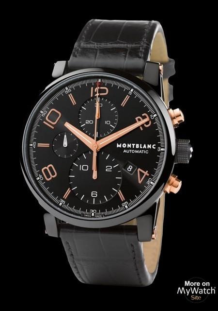 TimeWalker Chronographe Dual Carbon