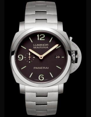 Luminor Marina 1950 3 Days Automatic Titanio