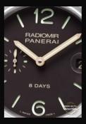 Radiomir 8 Days Titanio