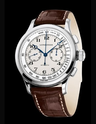 Longines Lindbergh's Atlantic Voyage Watch