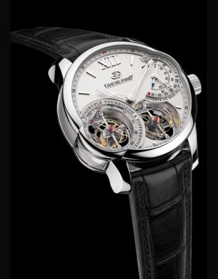 Quadruple Tourbillon