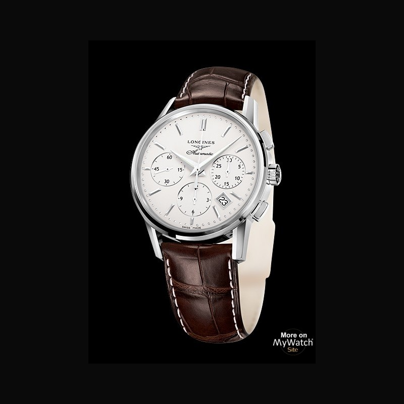 Longines the longines column wheel chronograph heritage collection - Prix longrines prefabriquees ...