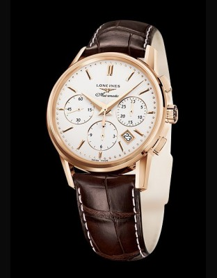The Longines Column-Wheel Chronograph