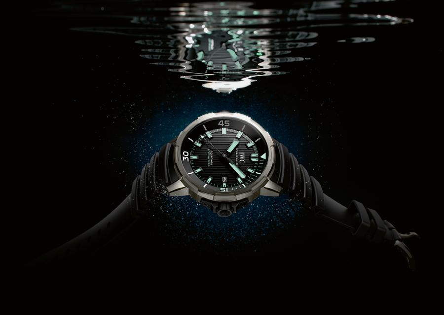 Aquatimer 2000 d'IWC