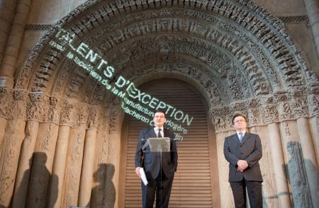 Juan-Carlos Torres et Jean-Michel Delisle