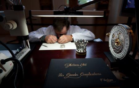 L'horloger grandes complications de la manufacture Vacheron Constantin