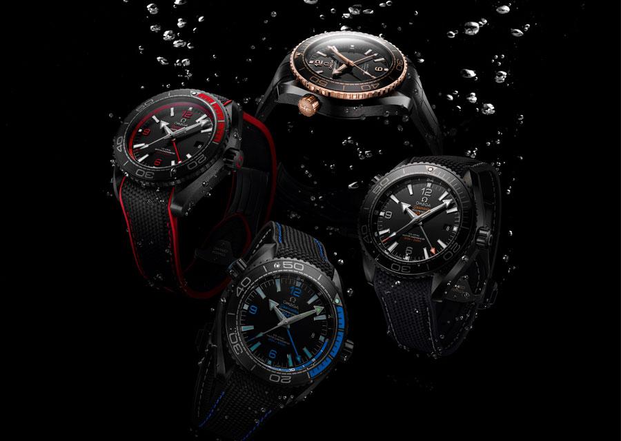 La nouvelle génération des montres Omega Seamaster