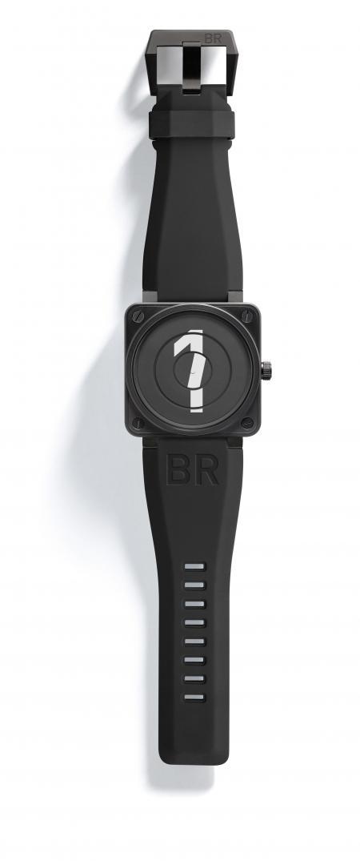 La montre numero 1 des modèles composant la BR Twelve O'Clock