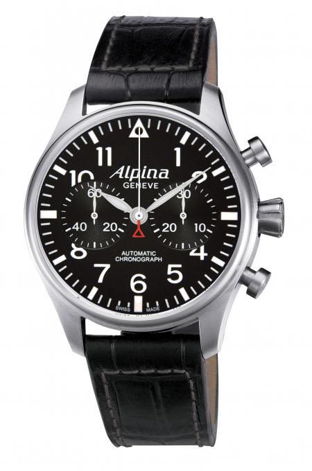 La Startimer Pilot Chronographe.