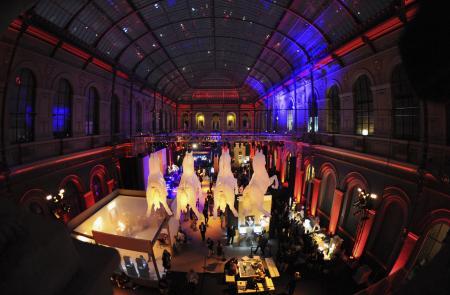 L'Ecole Nationale Supérieure des Beaux-Arts de Paris : un superbe lieu pour une soirée d'anniversaire.