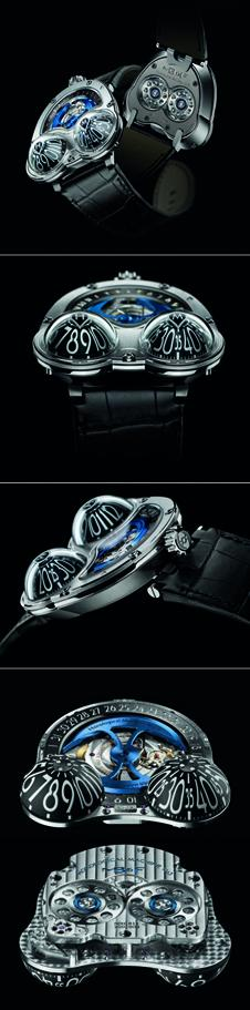 MB&F - Horological Machine No3 Frog