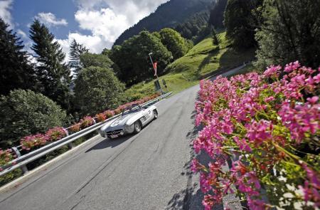 Le Gstaad Classic Audemars Piguet : trois jours de rallye dans les Alpes Suisses.