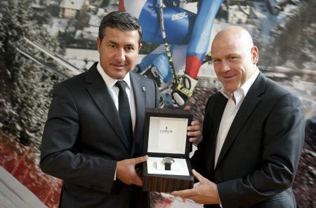 Un partenariat sous le signe de la performance 'Swiss made'.