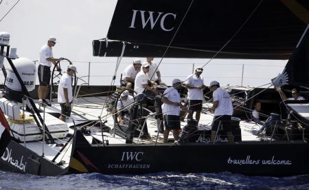 IWC Schaffhausen, partenaire officiel de l'équipe
