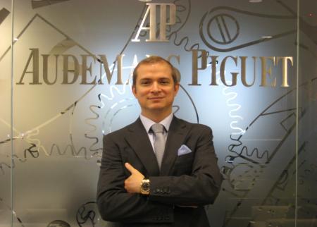 Antonio Seward, nouveau Directeur Général d'Audemars Piguet France