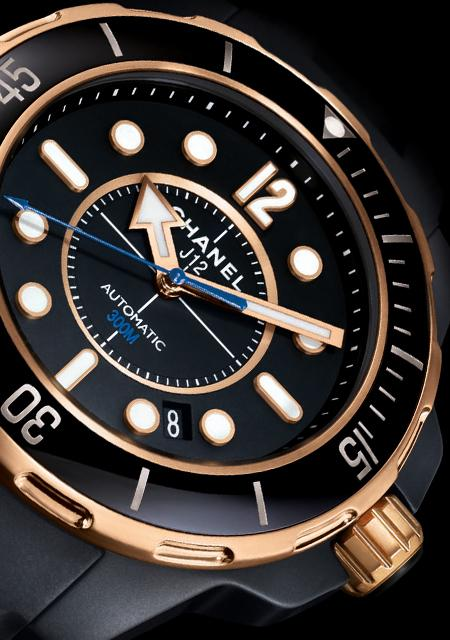 J12 Marine Only Watch - Détails