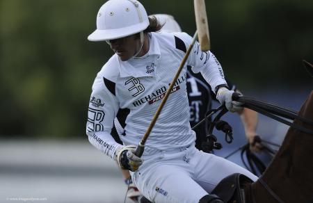 Le joueur de polo Pablo Mac Donough rejoint le Team Richard Mille