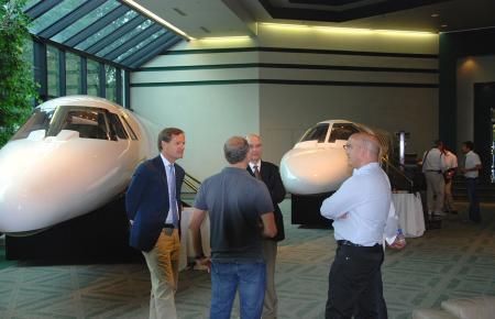 Showroom Cessna Aviation