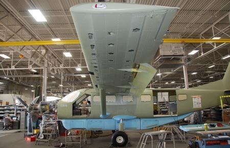 Cessna Aviation : Site de production