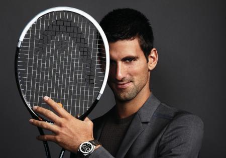 Novak Djokovic : Nouvel Ambassadeur Audemars Piguet.