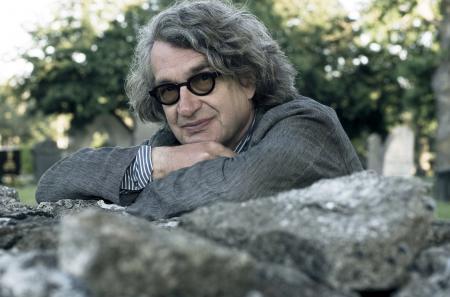 Le réalisateur Wim Wenders © Marco Craig