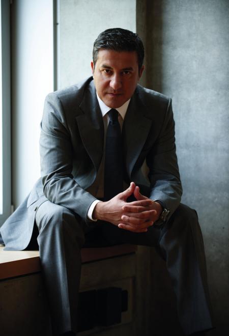 Antonio Calce, CEO de Corum, est un nouvel actionnaire de Montres Corum Sarl ©Anoush Abrar