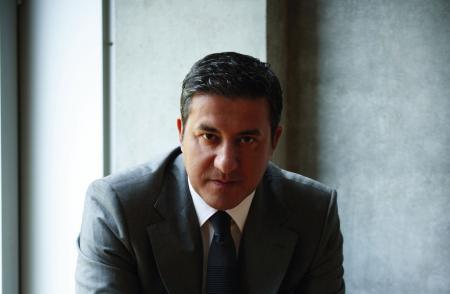 Antonio Calce, CEO de Corum ©Anoush Abrar
