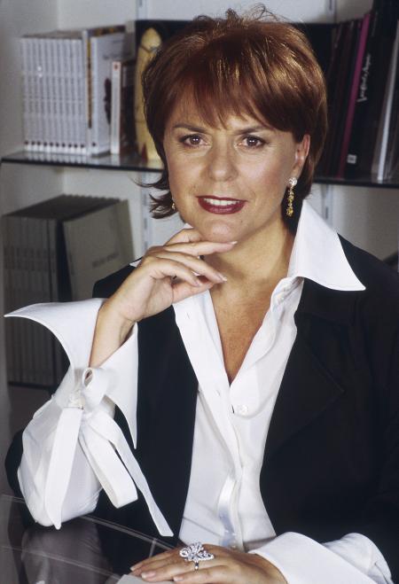 Marie Vallanet-Delhom : Présidente de L'ECOLE Van Cleef & Arpels.