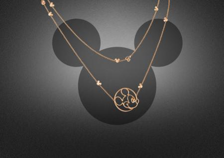 Collection Happy Mickey - Sautoir.