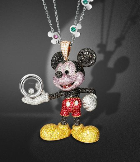 Collection Happy Mickey - Collier.