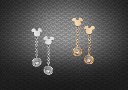 Collection Happy Mickey - Boucles d'oreilles.