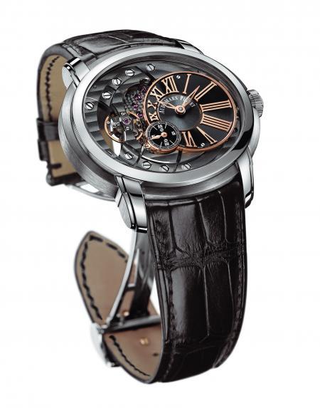 La montre Audemars Piguet 4101 : un côté saisissant de beauté…