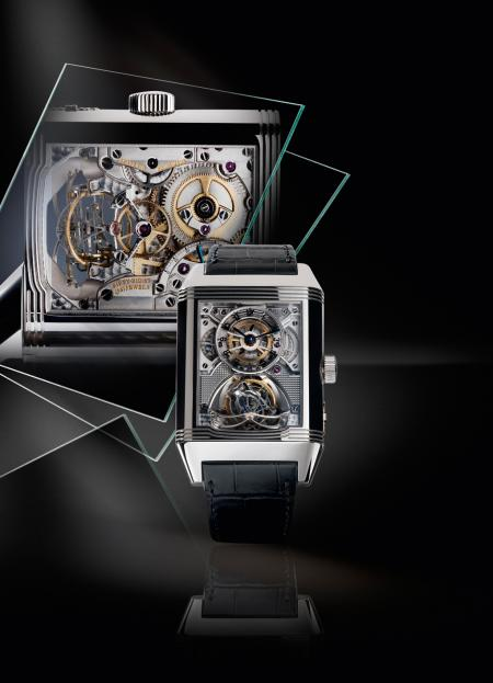 La Reverso Gyrotourbillon - page 21 du YEARBOOK FIVE.