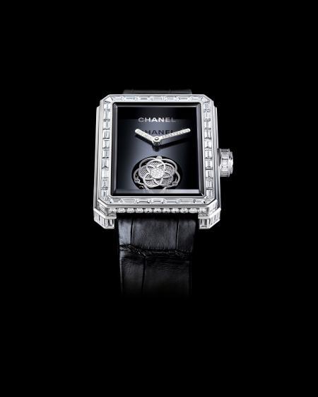 Montre Première Tourbillon Volant de Chanel : une nouveauté 2012.
