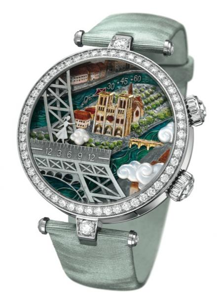 Van Cleef & Arpels - Montre Lady Arpels Poetic Wish