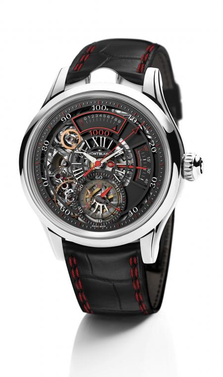 Le Montblanc TimeWriter II Chronographe Bi-Fréquence 1.000.
