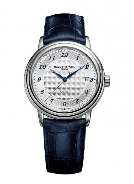 La Maestro Mouvement d'Espoir - Edition spéciale 2012 est en vente sur la page Facebook de Raymond Weil.