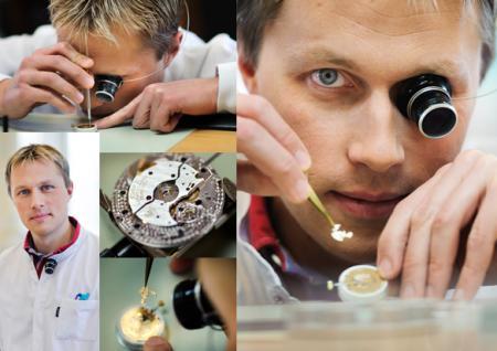Frederic Kuzniak - Jeune horloger