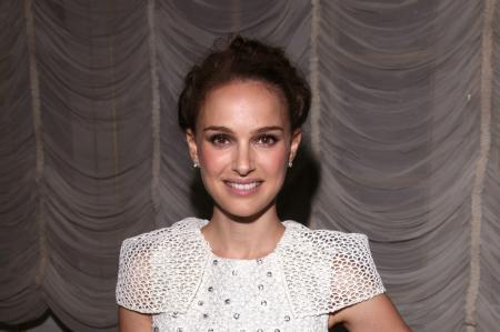 Natalie Portman lors de la soirée officialisant son partenariat avec Richard Mille. © Rossa Cole