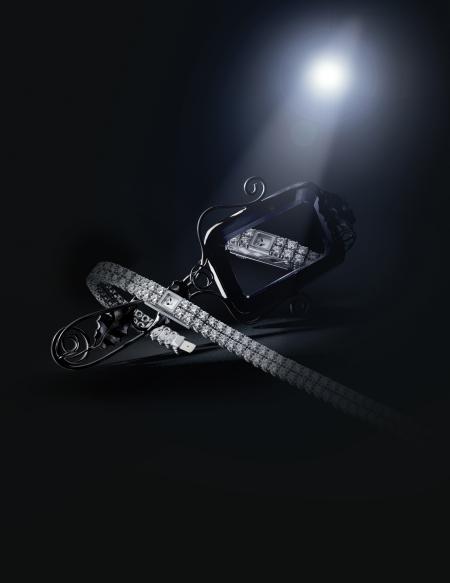 La montre Calibre 101 offerte à la Reine Elizabeth II pour son Jubilé de Diamant.