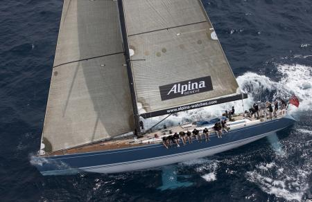 Le Swann 80 Alpina.