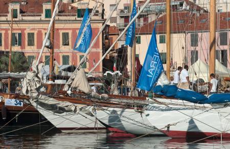 Imperia en Italie accueille du 5 au 9 septembre 2012 la 4ème étape en Méditerranée du Panerai Classic Yachts Challenge.