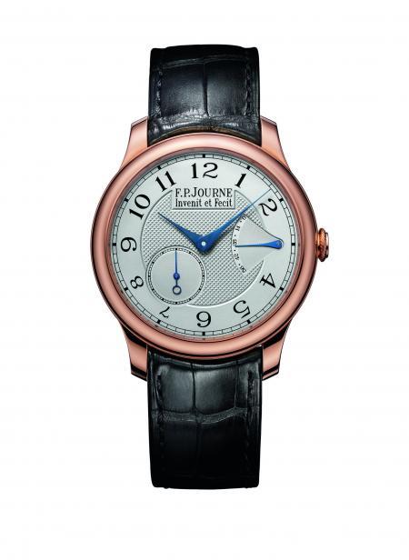 Le Chronomètre Souverain F.P Journe a reçu le prix Meilleure montre Homme de l'année 2012 au European Watch of the Year Award.