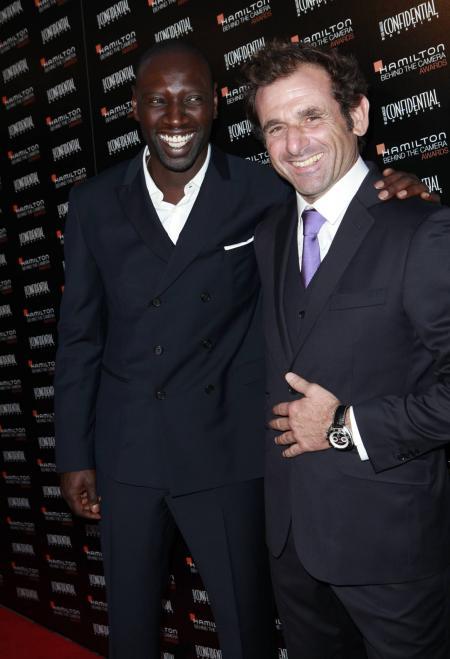Omar Sy et Nicolas Ivano.©Hamilton International Ltd