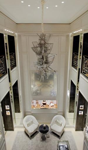 Boutique Dior Horlogerie - Joaillerie, 8 Place Vendôme