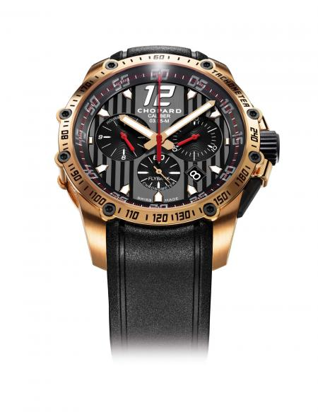 Le Chrono Superfast de Chopard.