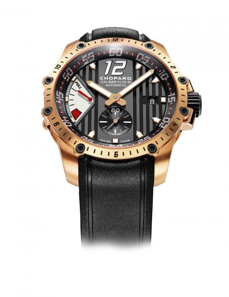 Le Superfast Power Control de Chopard.